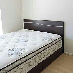 ベッド周り/ベッドボード/マットレスのインテリア実例 - 2014-04-04 00:10:17
