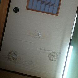 和柄/和室のインテリア実例 - 2012-08-04 17:21:46