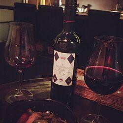 キッチン/外食写真/赤ワインのインテリア実例 - 2013-06-15 13:44:24