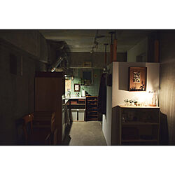 蚤の市/古道具/1R/Instagram:aman0jack/骨董品...などのインテリア実例 - 2020-10-09 21:04:24