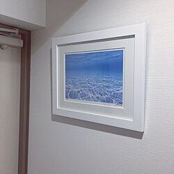 玄関/入り口/ニューカレドニアの海/風景画のインテリア実例 - 2017-02-18 16:01:53