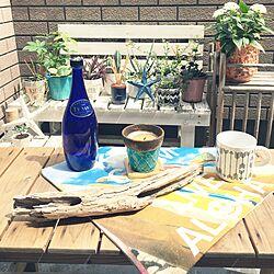 キッチン/エイジング/ルームディフューザー/サボテン/多肉植物...などのインテリア実例 - 2016-07-24 13:43:29