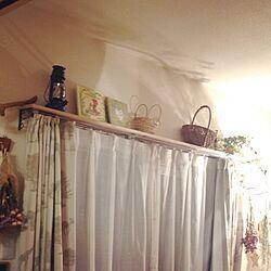 壁/天井/窓辺のインテリア/窓辺/簡単DIY/現状回復OK...などのインテリア実例 - 2016-03-16 23:17:47