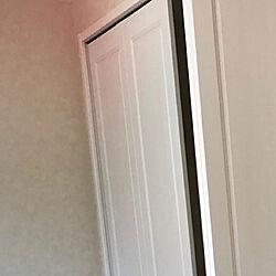 シンコール壁紙/壁/天井/ウッドワンの建具のインテリア実例 - 2017-09-03 19:06:32