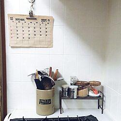 キッチン/SIMPLE WISH/男前化計画/カフェ風インテリアへの憧れ/RC兵庫支部...などのインテリア実例 - 2014-12-12 12:39:57