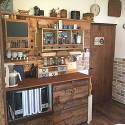キッチン/DIY/キッチン/収納/WECK...などのインテリア実例 - 2016-01-13 13:36:59