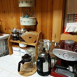キッチン/コーヒー/ラッセルホブス カフェケトルのインテリア実例 - 2015-06-22 01:09:10