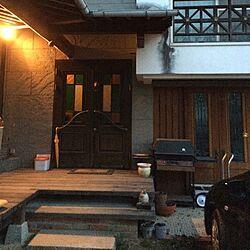玄関/入り口/アンティーク/大正ロマンのインテリア実例 - 2014-03-21 06:04:39
