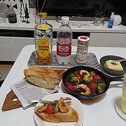 机/ひとり暮らし 1K/多忙な日の時短食事のインテリア実例 - 2021-06-20 20:53:34