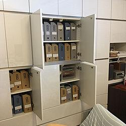 棚/書類収納のインテリア実例 - 2018-07-01 14:09:17