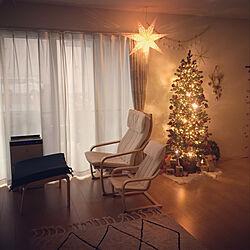 リビング/IKEAのライト/IKEA 照明/IKEA ポエング/ポエング...などのインテリア実例 - 2017-12-01 09:28:50