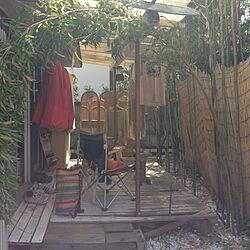 玄関/入り口/ウッドデッキのインテリア実例 - 2012-06-04 09:23:47