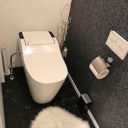 バス/トイレ/アラウーノ新型/1階トイレのインテリア実例 - 2018-01-08 07:25:40