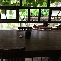 隠れ家カフェ/カフェテラス/うちじゃないのインテリア実例 - 2013-08-08 15:05:51