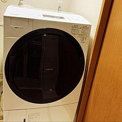 ドラム式洗濯機/東芝/モニター応募投稿/除菌/バス/トイレ...などのインテリア実例 - 2021-03-25 18:49:51