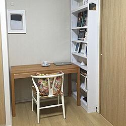棚/ロイヤルコペンハーゲン/THE POSTER CLUB/y chairのインテリア実例 - 2019-08-28 22:19:20