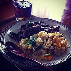 キッチン/おふざけ次男坊/めんどくさい長男/麺を食べてくれない/IKEA...などのインテリア実例 - 2014-08-01 12:37:23