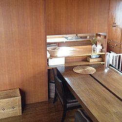 キッチン/ダイニングキッチン/ダイニングテーブルのインテリア実例 - 2013-02-19 10:14:35