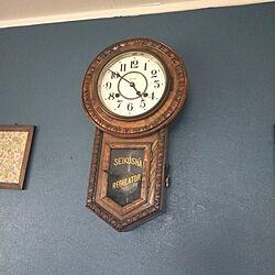リビング/時計/もう少しでアンティーク?のインテリア実例 - 2021-09-05 14:00:11