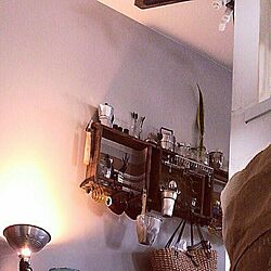 キッチン/塩系インテリア/照明/変わらぬ風景( 〃▽〃)/リノベーション...などのインテリア実例 - 2015-07-11 22:37:05
