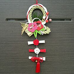 玄関/入り口/Aoyama Flower Market/お正月飾りのインテリア実例 - 2013-12-27 12:35:09