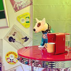 DRIP POD/コーヒーメーカー/おうちカフェ/コーヒーのある暮らし/机...などのインテリア実例 - 2019-05-30 10:07:33