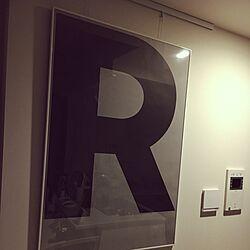 リビング/モノトーンのインテリア実例 - 2016-10-10 23:00:28