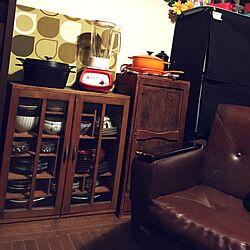部屋全体/アトリエの空間/和箪笥/アンティーク/男前...などのインテリア実例 - 2015-09-25 23:32:08