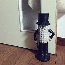 貯金箱/キャラクターグッズのインテリア実例 - 2013-01-06 23:13:41