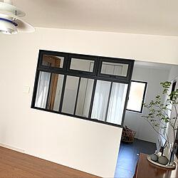 室内窓/ヴィンテージ家具/ドウダンツツジ/shiro/easop...などのインテリア実例 - 2020-08-13 02:46:37
