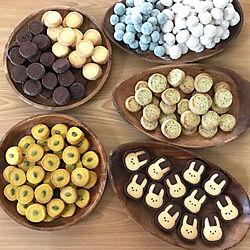 部屋全体/手作りクッキー/手作り/焼き菓子/スノーボール...などのインテリア実例 - 2019-02-16 02:23:06