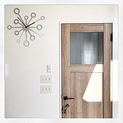 リビングドア/Dパレット/ラシッサ/ラシッサDパレット/LIXIL室内ドア...などのインテリア実例 - 2020-01-27 17:27:22