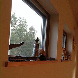 リビング/窓/鉄道模型のインテリア実例 - 2014-01-27 17:10:37