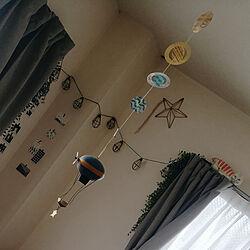 壁/天井/無印良品/ナチュラル/一人暮らし/niko and…...などのインテリア実例 - 2019-07-07 13:41:33