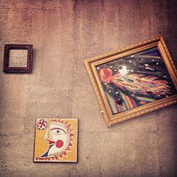 壁/天井のインテリア実例 - 2013-07-30 10:52:19