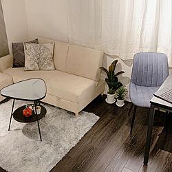 IKEA/一人暮らし/ニトリ/シンプル/観葉植物...などのインテリア実例 - 2021-03-24 04:16:14