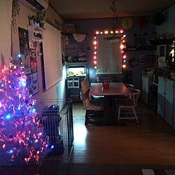 リビング/メリークリスマスのインテリア実例 - 2013-12-24 20:35:42