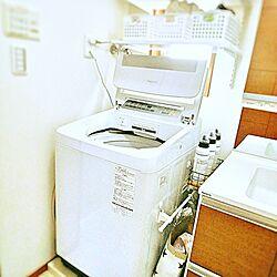 バス/トイレ/セリア/ニトリ/無印良品のインテリア実例 - 2017-02-16 14:15:32