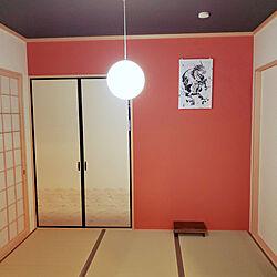 壁/天井/照明/和室のインテリア実例 - 2020-09-03 22:01:43