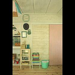 セルフリフォーム/IKEA/100均いっぱい/引き戸リメイク/アトリエ予定部屋のインテリア実例 - 2014-05-08 15:46:46