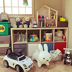 IKEA/おもちゃ収納/子供のいる暮らし/和室のインテリア実例 - 2020-05-06 11:40:45