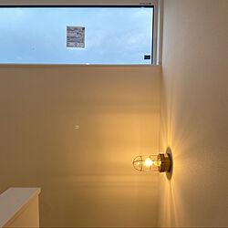 施主支給照明/施主支給品/階段の窓/マリンランプ/FIX窓...などのインテリア実例 - 2021-09-02 23:58:23
