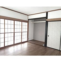 部屋全体/和室/床の間収納/床の間/衣類収納部屋...などのインテリア実例 - 2021-04-09 00:53:07