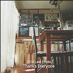 部屋全体/みんなの所回れてなくてごめんなさい/今年最後の投稿/良いお年をお迎えください/来年も仲良くしてください♡...などのインテリア実例 - 2014-12-31 08:37:20