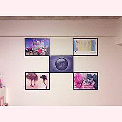 壁/天井/フェミニズムアート/大森靖子/ポスター/川上未映子...などのインテリア実例 - 2017-03-16 21:50:24