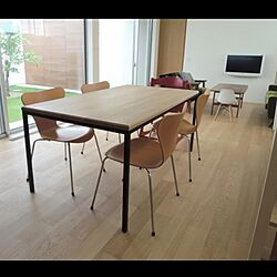 机/table/order furniture/furniture/oakのインテリア実例 - 2014-08-10 00:30:56