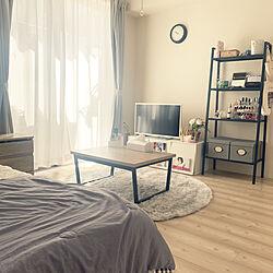 一人暮らし/セリア/キャンドゥ/IKEA/100均...などのインテリア実例 - 2020-09-09 09:54:08