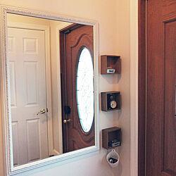 玄関/入り口/玄関ディスプレイ/輸入住宅のインテリア実例 - 2020-09-21 06:34:02