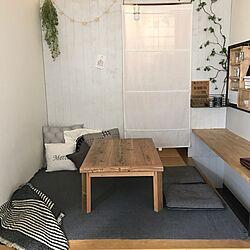 DIY/塩系インテリアに憧れる/niko and… /黒板塗料/カフェ風...などのインテリア実例 - 2017-02-28 14:24:13