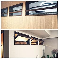 LIXIL/LIXIL室内窓/LIXILラシッサ/LIXILランマ用窓/リフォーム後...などのインテリア実例 - 2019-01-05 20:06:18